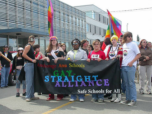 "Beyond ""Safe"" Spaces for LGBTQ Students, the State, the School, and You"