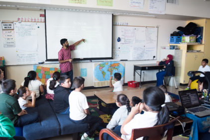 Arts Integration and Expeditions with Personalized Learning: A Look at ASCEND, NGLC in Oakland